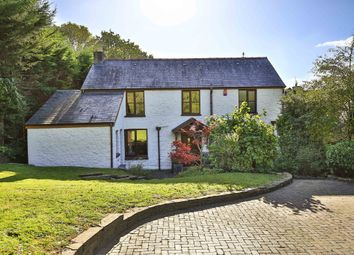 Thumbnail 4 bed farmhouse for sale in Castle Road, Tongwynlais, Cardiff