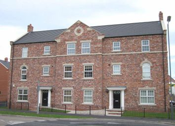 Thumbnail 2 bed flat to rent in Allerton Way, Northallerton