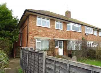 2 bed maisonette for sale in Manor Drive, New Haw, Addlestone KT15