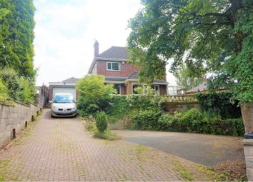 Thumbnail 3 bed detached house for sale in Sytch Road, Stoke-On-Trent
