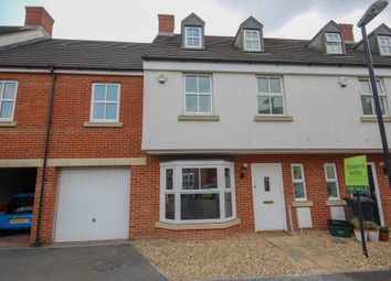 Thumbnail 5 bed terraced house for sale in Century Park, Yeovil, Somerset