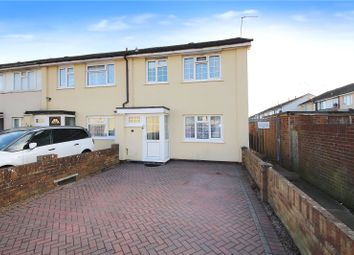 Thumbnail 3 bed end terrace house for sale in Greenfields, Littlehampton, West Sussex