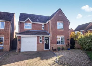 Thumbnail 4 bed detached house for sale in Blenheim Close, Skellingthorpe