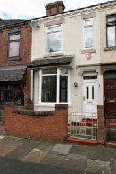 Thumbnail 3 bed terraced house to rent in Smithpool Road, Fenton, Stoke On Trent