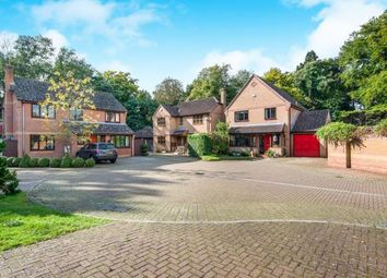 Thumbnail 4 bed detached house for sale in Drayton, Norwich, Norfolk
