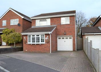 Thumbnail 4 bed detached house for sale in Birch Road, Westfield, Radstock