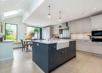 Thumbnail 5 bed terraced house for sale in Dulka Road, London