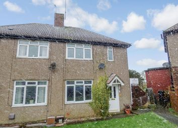 Thumbnail 3 bed semi-detached house for sale in Coronation Avenue, Tow Law, Bishop Auckland