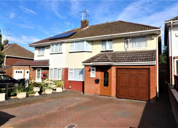 Thumbnail 4 bed semi-detached house for sale in Canesworde Road, Dunstable