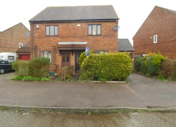 Thumbnail 2 bedroom semi-detached house to rent in Wadesmill Lane, Caldecotte, Milton Keynes