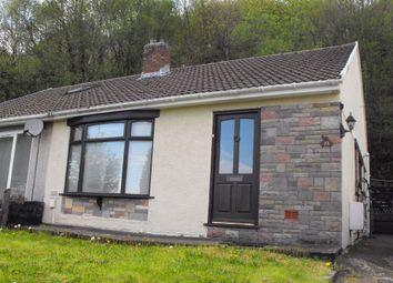 Thumbnail 3 bedroom semi-detached bungalow for sale in Drymau Park, Skewen, Neath, West Glamorgan