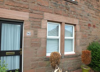 Thumbnail 1 bed flat for sale in Millburn Avenue, Dumfries, Dumfries And Galloway.