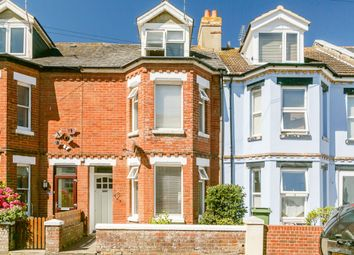 Thumbnail 3 bed terraced house for sale in Ormonde Road, Hythe, Kent