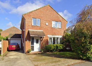 Thumbnail 4 bed detached house for sale in Barnetts Field, Westergate