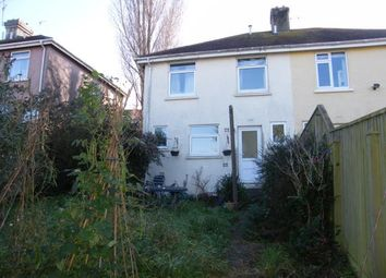 Thumbnail 3 bed semi-detached house for sale in Torquay, Devon