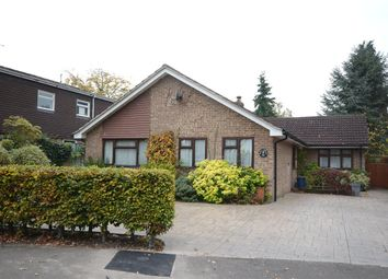 Thumbnail 5 bed detached bungalow for sale in Foxcote, Finchampstead, Wokingham