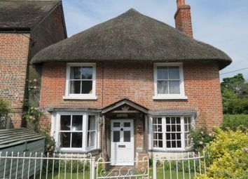 Thumbnail 3 bed detached house for sale in Ball Road, Pewsey