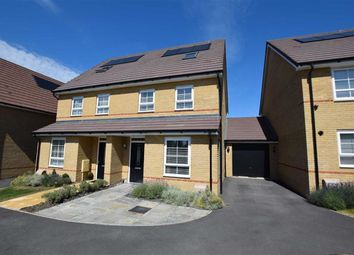 Thumbnail 3 bed semi-detached house for sale in Alwoodley Close, Stanford-Le-Hope, Essex