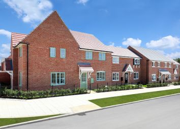 """Thumbnail 3 bedroom semi-detached house for sale in """"Finchley"""" at Arnold Drive, Corby"""