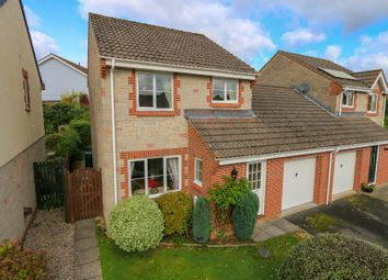 Thumbnail 3 bedroom link-detached house for sale in Bickfords Green, Liverton, Newton Abbot