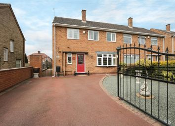 Thumbnail 3 bed semi-detached house for sale in Langford Road, Arnold, Nottingham