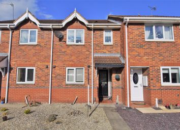 Thumbnail 2 bed terraced house for sale in Betony Close, Scunthorpe