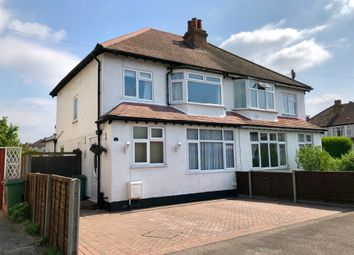 Thumbnail 3 bed semi-detached house for sale in Curran Avenue, Wallington