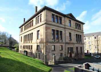 Thumbnail 1 bed flat for sale in School Court, Jean Street, Port Glasgow