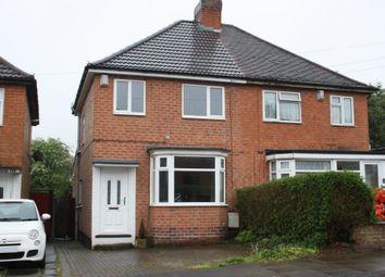 Thumbnail 3 bed semi-detached house to rent in Edenhurst Road, Longbridge, Northfield, Birmingham
