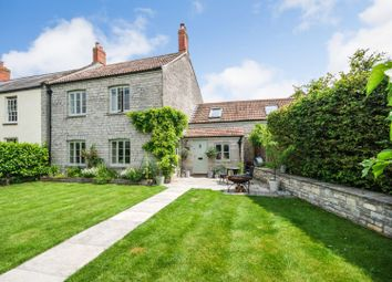 Thumbnail 4 bed property for sale in West Pennard, Glastonbury