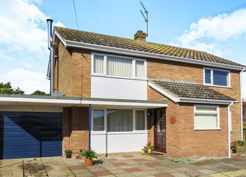 Thumbnail 3 bedroom link-detached house for sale in Cedar Close, North Elmham, Dereham