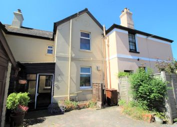 Thumbnail 2 bed terraced house for sale in Station Road, Berwick, Polegate