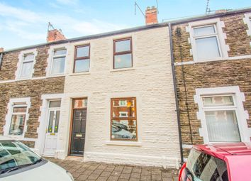 Thumbnail 2 bedroom terraced house for sale in Spring Gardens Terrace, Roath, Cardiff