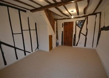 Thumbnail 1 bed flat to rent in High Street, Redbourn
