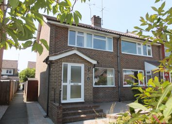 Thumbnail 3 bed end terrace house for sale in Fieldway, Lindfield, Haywards Heath