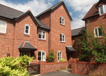 Thumbnail 4 bed town house to rent in The Acorns, Upton, Chester