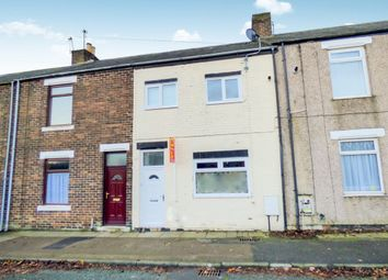 3 bed terraced house for sale in West Chilton Terrace, Chilton, Ferryhill DL17