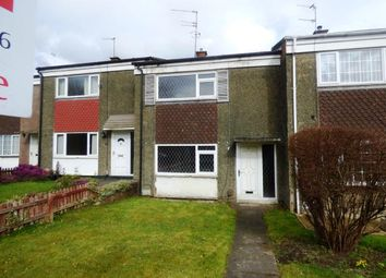 Thumbnail 2 bed terraced house for sale in Berwick Close, Macclesfield, Cheshire