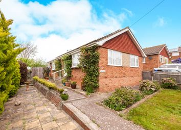 Thumbnail 2 bed bungalow for sale in Long Avenue, Bexhill-On-Sea