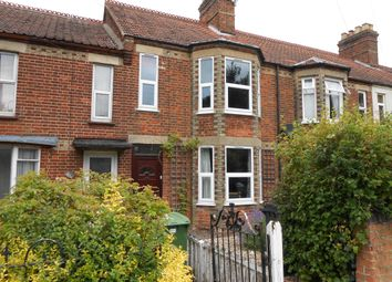 Thumbnail 3 bedroom terraced house to rent in Norwich Road, Wymondham