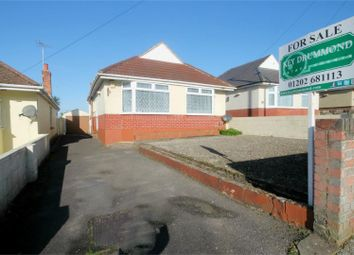 Thumbnail 2 bed detached bungalow for sale in Oakdale Road, Oakdale, Poole