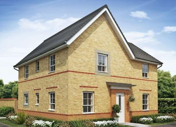 "Thumbnail 4 bed detached house for sale in ""Alderney"" at Lydiate Lane, Thornton, Liverpool"
