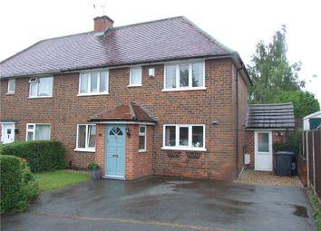 3 bed semi-detached house for sale in Elmwood Drive, Breadsall, Derby DE21