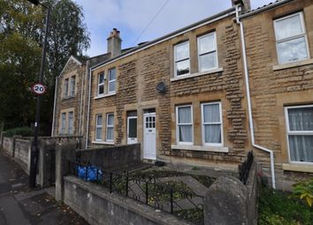 Thumbnail 3 bed terraced house to rent in Monksdale Road, Bath