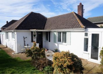 Thumbnail 3 bed detached bungalow for sale in The Fairway, Sandown