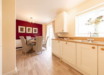Thumbnail 4 bedroom detached house for sale in Sea King Close, Bickington, Barnstaple
