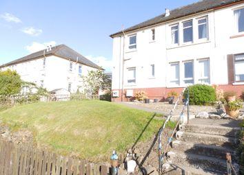 Thumbnail 2 bedroom flat to rent in Beith Road, Howwood, Renfrewshire