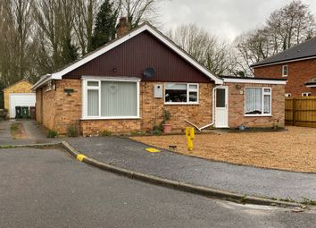 Thumbnail 3 bed detached house for sale in Rye Close, Shouldham, King's Lynn