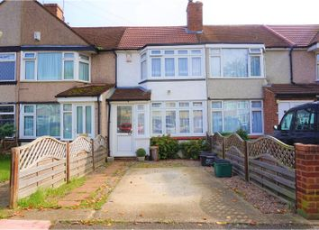 Thumbnail 2 bedroom terraced house for sale in Harcourt Avenue, Sidcup