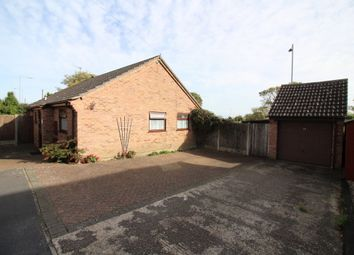 Thumbnail 3 bed detached bungalow for sale in Charles Burton Close, Caister-On-Sea, Great Yarmouth